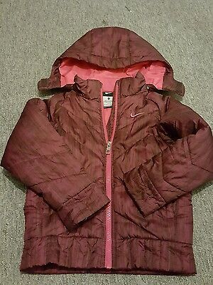 nike girls coat age 4-5