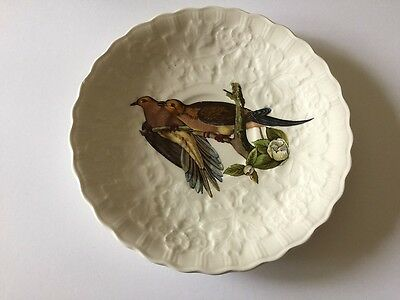 Alfred Meakin Collectible Saucer Plate #17 Audubon's Birds of America