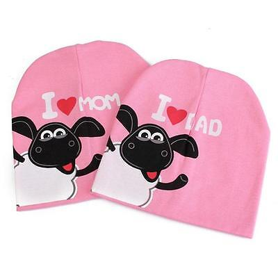 Fashion Chic Toddler Infant Baby Kids Boy Girl Calf Soft Warm Hat Cap Beanie