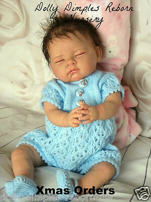 Reborn Doll~Dolly Dimples Reborn Nursery~Affordable Custom Baby~Lovely Doll~