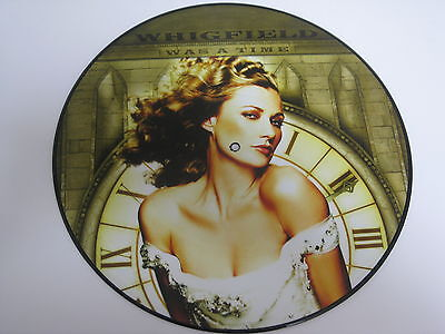 """Picture Vinyl Whigfield """" Was a Time """"  NEU"""