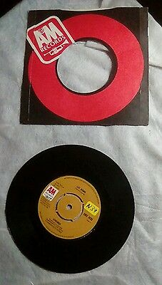 "The Strawbs - Lay Down. 7"" Vinyl Single. A&M Records. 1972."