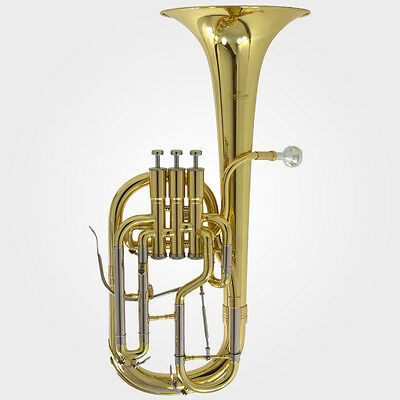 Schiller Edinburg Elite Alto Horn Gold