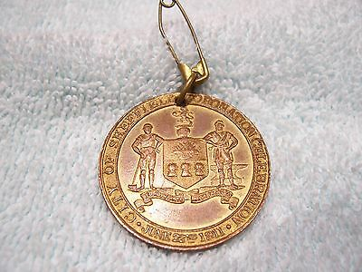 City of Sheffield Coronation Medal 1911