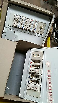 Nilsen switchboardsx2 selling both as one.
