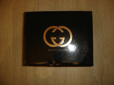 Gucci Guilty Perfume Box Limited Edition Collectors Item