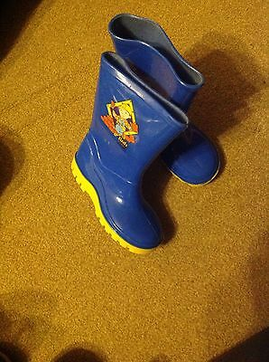 Kid's / Boys/ Toddlers Bob The Builder Wellies, Uk8