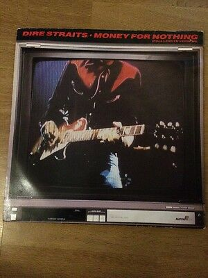 "Dire Straits Money For Nothing Full Length Version 12"" Single"