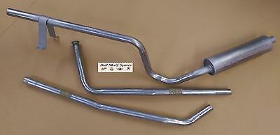 Austin A30,a35 Saloon And Van Steel Exhaust System(3 Peice Easy Fit)