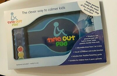 Time Out Pad / Naughty step / spot / interactive timer