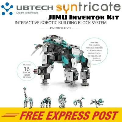 UBTECH JIMU Inventor Robot kit  (Interactive Robotic Building Blocks ) TOY