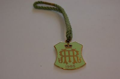 HENLEY ROYAL REGATTA STEWARDS BADGE 1985 No3370
