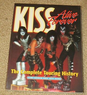 Kiss Alive Forever Book