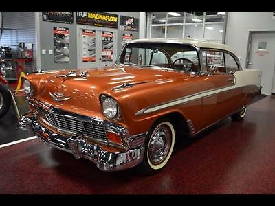 1956 Chevrolet Bel Air/150/210  327 turbo 350 auto transmission american muscle collectible NICE