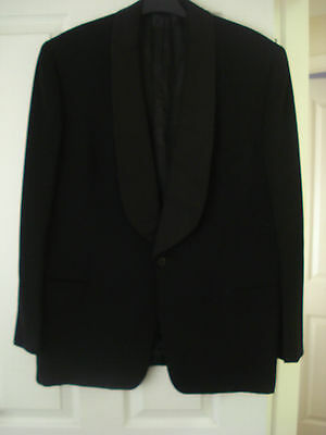 "Men's Dinner Jacket chest 42"" by John Collier of Oxford Street in black winter"