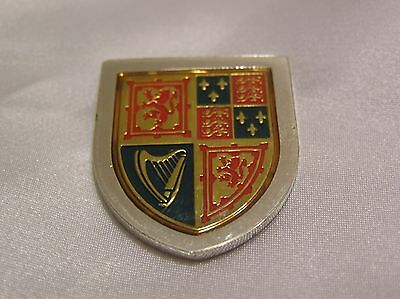 INGOT of the COAT OF ARMS of JAMES VI - I SCOTLAND 1567 1625 ENGLAND 1603 1625