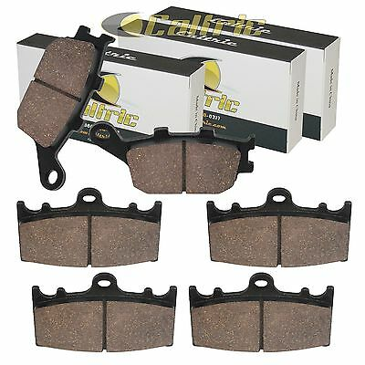 Front Rear Brake Pads Fit Suzuki Gsf1250S Bandit 1250S 2007 2008 2009 2016