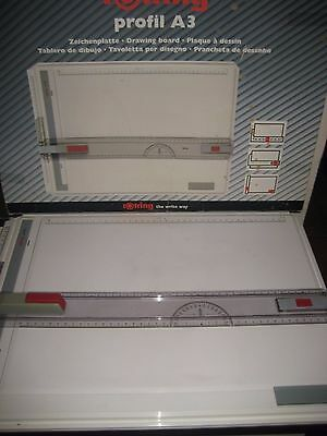 ROTRING Profile A3 ( Germany) Drawing Board Art. R 522231