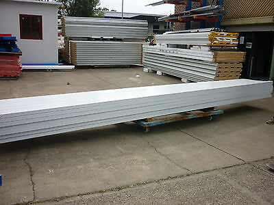 Brand New Powder Coated Steel Beam 5700x50x100x2.5MM