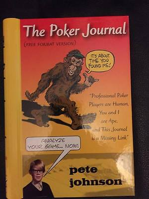 THE POKER JOURNAL by Pete Johnson