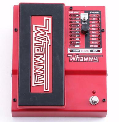 Digitech Whammy 5 Pitch Shifter Guitar Effects Pedal No Power Supply PD-2185