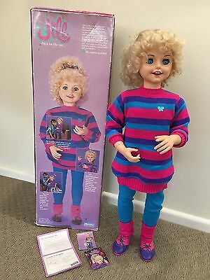 Vintage Jill Doll by Toltoys