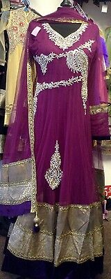 Anarkali dress/lengha/pakistani anarkali dress/indian dress/chooridaar/