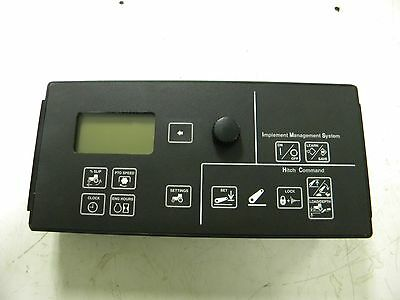Instrument Control Unit Vehicle Moniter RE183708 NEW fits J D 7820 7920