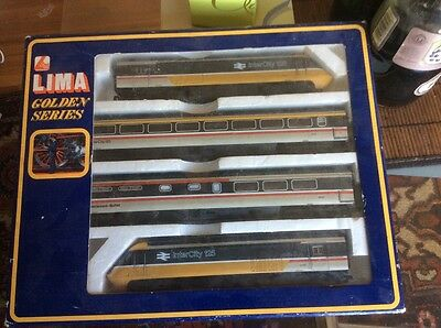 Lima Golden Series Train and 3 Carriages. 36100 Italy.