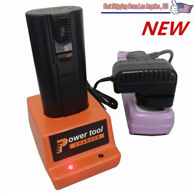 FOR Paslode Battery Charger 900200,4 404717 900420 Framing, 902000,900600 Nailer
