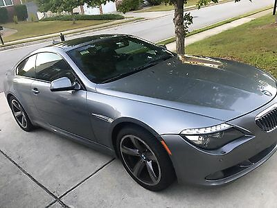 2010 BMW 6-Series Coupe 2010 BMW 650i 650 Coupe- GREAT DEAL ON EBAY