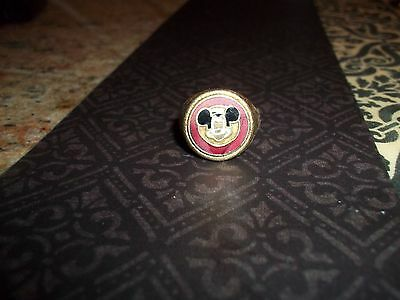 Late 1950's Mickey Mouse Ring