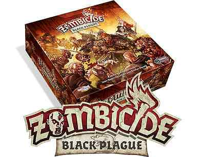 Zombicide: Black Plague Cooperative Board Game for 1-6 Players by CoolMiniOrNot
