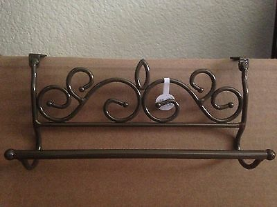 Princess House Meridian Over-the-Cabinet Tower Holder. New!!