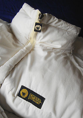 JACKET PIUMINO duvet 80's CIESSE  tg.M made in ITALY RARE
