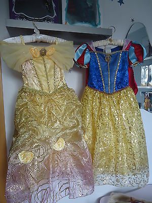 Disney Store Costume Only Snow White , Disfraz Solo Blancanieves