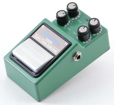 Ibanez TS9DX Turbo Tube Screamer Overdrive Guitar Effects Pedal PD-2292