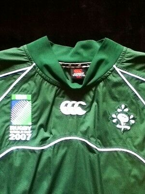 Ireland Rugby 2007 World Cup Top xl