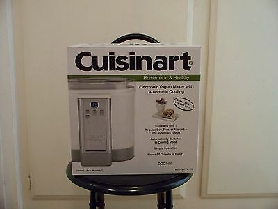 Cuisinart CYM-100 Electronic with Automatic Cooling