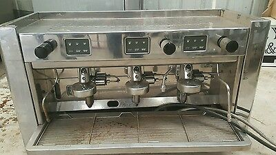 3 group commercial coffee machine