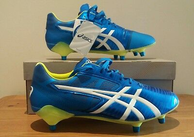 Asics - gel lethal speed (rugby boots) - UK Mens Size 9.5 - BNWT