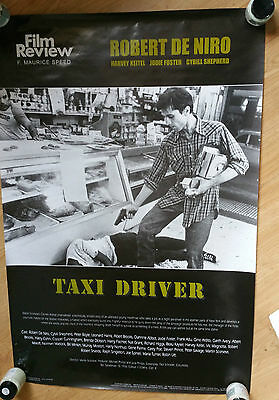 Anabas Poster Film Review 1977 78 F Maurice Seed Taxi Driver Robert De Niro