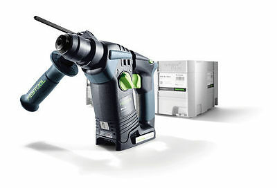 festool marteau perforateur sans fil bhc 18 li basique piles chargeur 564606 eur 314 00. Black Bedroom Furniture Sets. Home Design Ideas