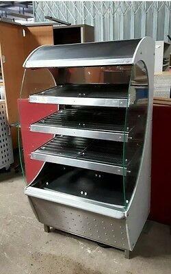 Large Heated Commercial Hot Food Pie/ Sandwich Warmer!