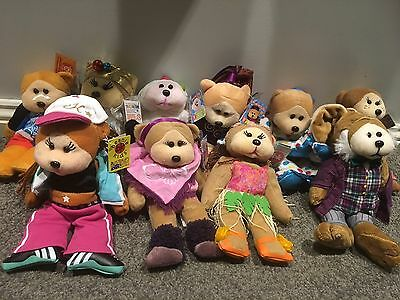 Bulk Lot 10 Beanie Kids All New With Tags