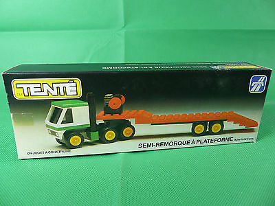 Tente Spain 590680 LKW Camion Plateform mint  in Box - Ladenfund  NOS