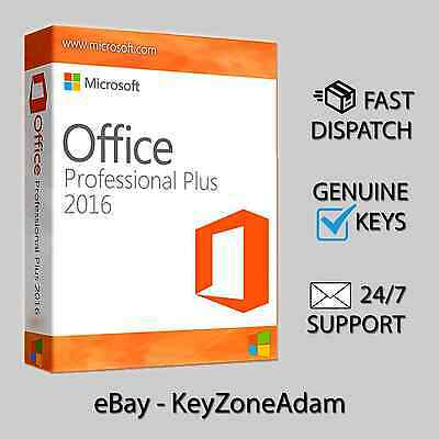 Microsoft Office Professional Plus 2016 Product Key & Download