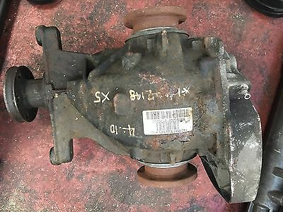 Bmw X5 E53 3.0I Rear Diff Differential 4.10 Part Nr. 1428661