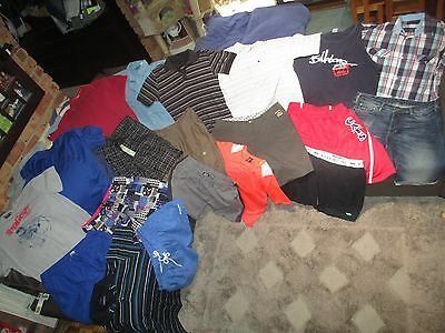 Bulk Lot Men's 38/X-Large summer clothes: Ralph Lauren/Element/Nike/Puma/Effekt