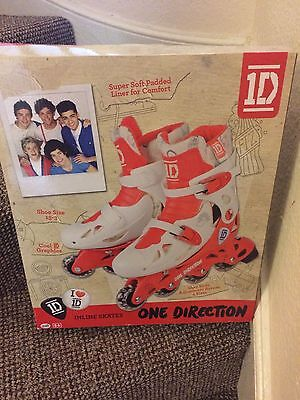 One Direction Inline Skates Size 13-3